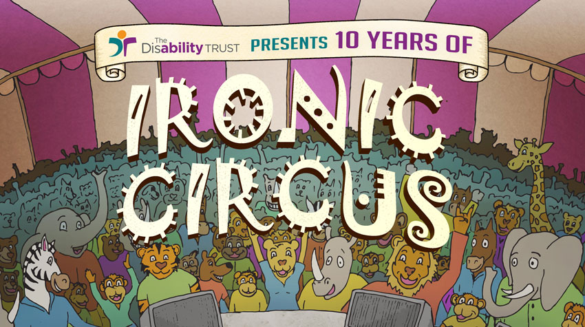 Ironic Circus 10th Birthday
